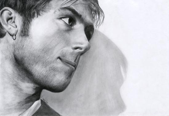 Damon Albarn by Annasofia